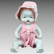 Bisque Jointed Japan Baby Doll