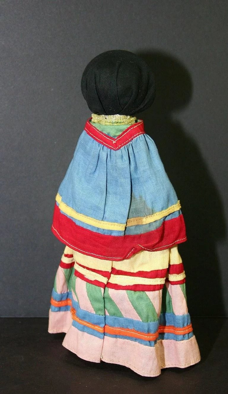 Vintage Native American Seminole Doll Atoz Antiques