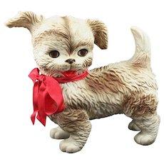 Vintage Edward Mobley Squeak Rubber Dog