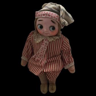 Rare Hug Me Kiddie doll circa 1913