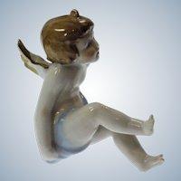 German China Cherub Figurine - Karl Klotte