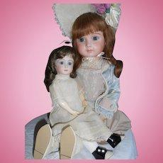 Vintage Artist Bisque Dolls