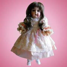 "Antique Armand Marseille Queen Louise 15"" Doll"