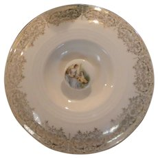 Vintage Limoges 22 kt China D'or Vegetable Cover