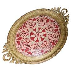 Victorian French Ormolu Vanity Tray