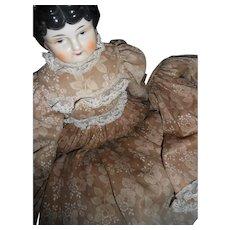 Vintage Artisan China Doll