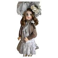Vintage OOAK Artist Bisque Doll by Connie Walshir