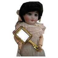 Vintage Toy Doll Mirror