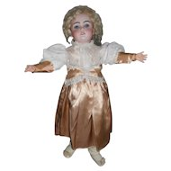 "Simon and Halbig 1079-9 21 1/2"" Dressed Doll"