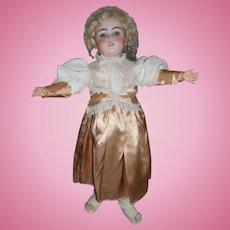"""Simon and Halbig 1079-9 21 1/2"""" Dressed Doll"""