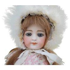 Rare and Early Simon & Halbig Doll