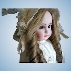Antique Jumeau 8 French Bebe