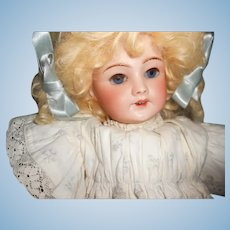 Charming SFBJ size 6 French Bebe Doll