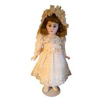 """17"""" Simon and Halbig 939 Bebe Doll"""