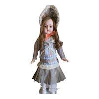 Antique French Jumeau DEP 8 (Tete Jumeau) Bebe Doll