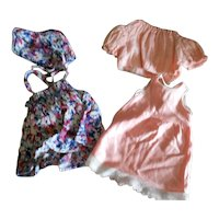 Vintage Small Doll Clothes