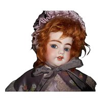 Simon & Halbig 1039 Flirty French Crying & Walking Bebe Doll