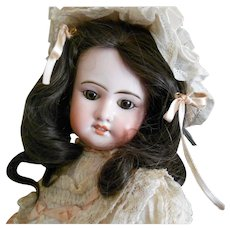 Fleischmann and Bloedel French Bebe Doll in Beautiful Lace outfit