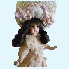 Small Sonneberg Antique Bebe Doll