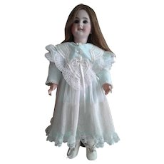 Sea Foam Green Over Lace Doll Party Dress