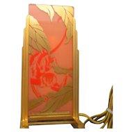 DeVilbiss Art Deco Perfume Lamp 1928
