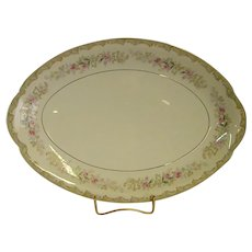 "Kenwood 12"" Platter by Meito China"