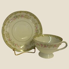 Kenwood Cups and Saucers by Meito China