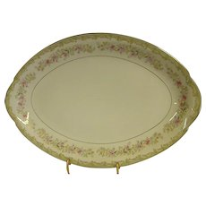 "Kenwood 14"" Platter by Meito China"