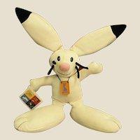 Official Salt Lake City Olympics Mattel Rabbit Mascot