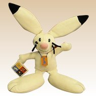 Official Salt Lake City Olympics Mattel Rabbit Mascot