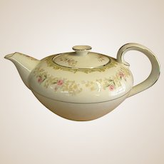 Kenwood Teapot by Meito China