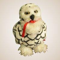 Beautiful Applause World Wildlife Fund Snowy Owl Plush Toy