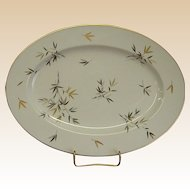 "Rare Noritake Cho Cho San China 15"" Platter"