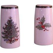 Cuthbertson Original Christmas Tree Salt and Pepper Shaker Set