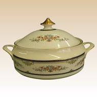 Minton Stanwood China Covered Vegetable Bowl