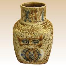 Royal  Copenhagen Nils Thornsson BACA Owl Vase