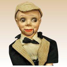 1930s Dapper Dan Ventriloquist Doll