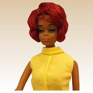 1968 Barbie Doll FriendTwist and Turn Christie