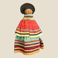 Early Seminole Indian Doll