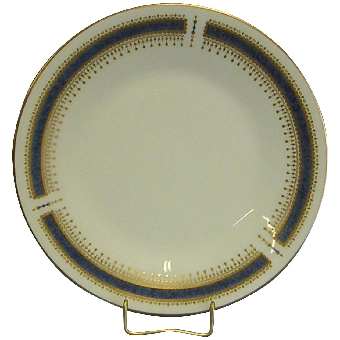 Noritake China Blue Dawn Bread Plates