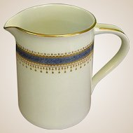 Noritake China Blue Dawn Creamer