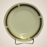 Noritake China Blue Dawn Salad Plates
