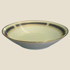 Noritake China Blue Dawn Soup Bowl