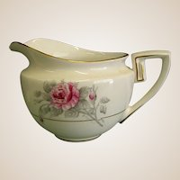 Worcester Rose Creamer by Royal Worcester