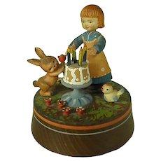 "ANRI ""Happy Birthday"" Music Box"