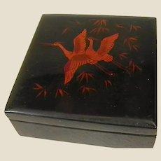Fine Quality Vietnamese Lacquer Box