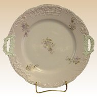 Lovely C. Tielsch Germany Sandwich or Cake Plate
