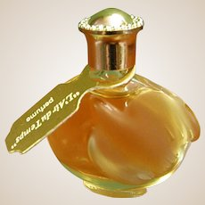Vintage Small Bottle of L'air du Temps Perfume by Nina Ricci