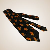 Vintage Winnie-the-Pooh Tie