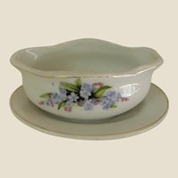 Cute Gravy Boat to Child's China Dish Set
